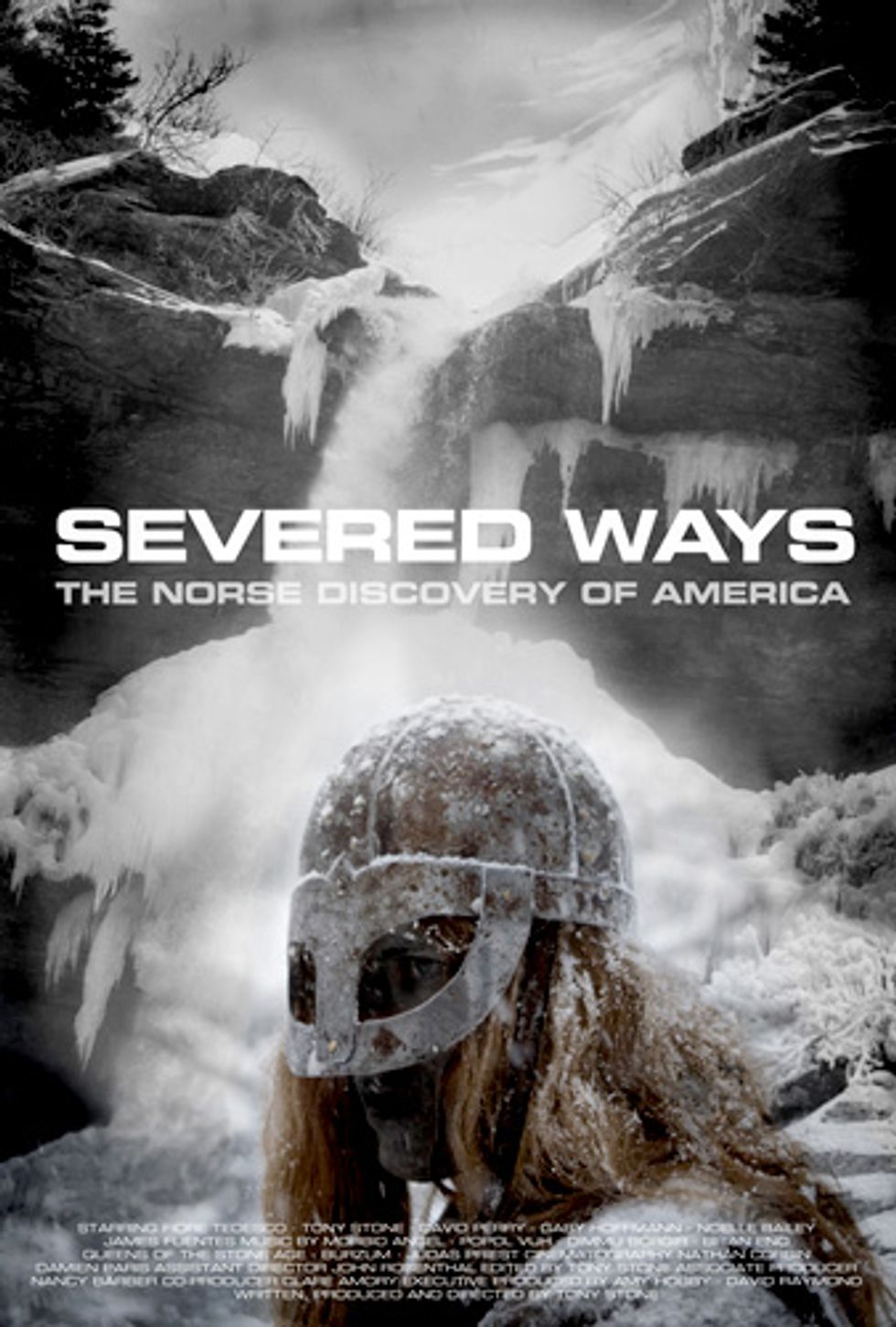 """Severed Ways: The Norse Discovery of America"" Opens Tonight at Angelika"
