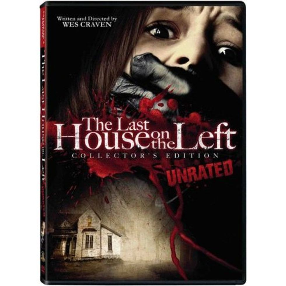 The Original Last House on the Left (Special Edition) DVD!