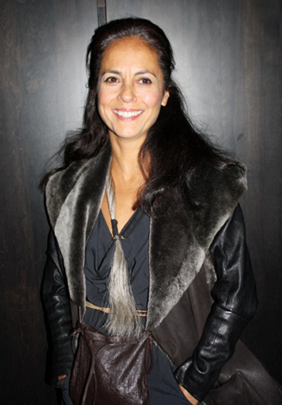 A Post-Show Chat With Designer Maria Cornejo