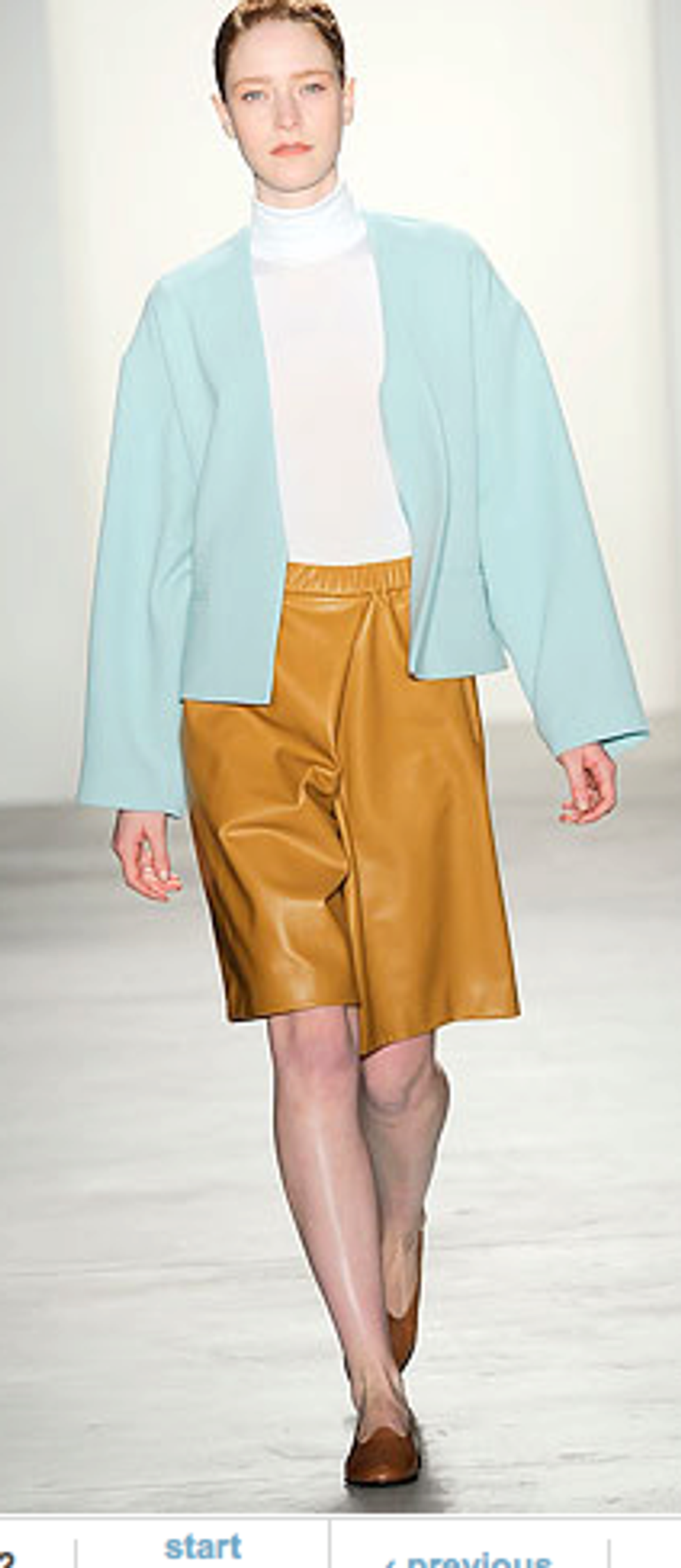 Matthew Ames's Simple, Chic Collection