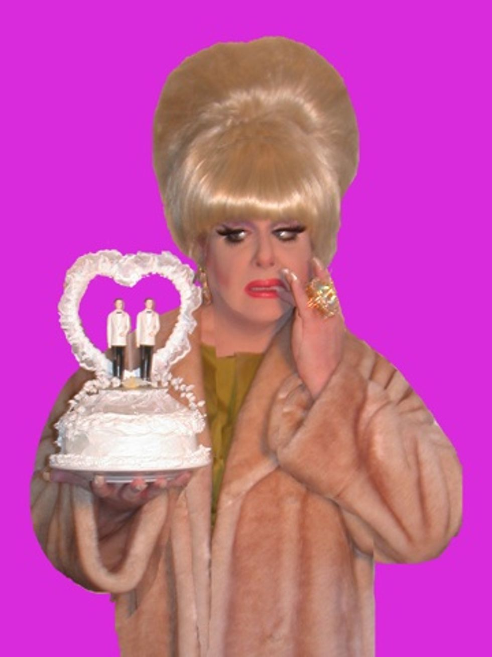 Lady Bunny On Her New Theater Role, Pat Robertson Supporters and John Travolta