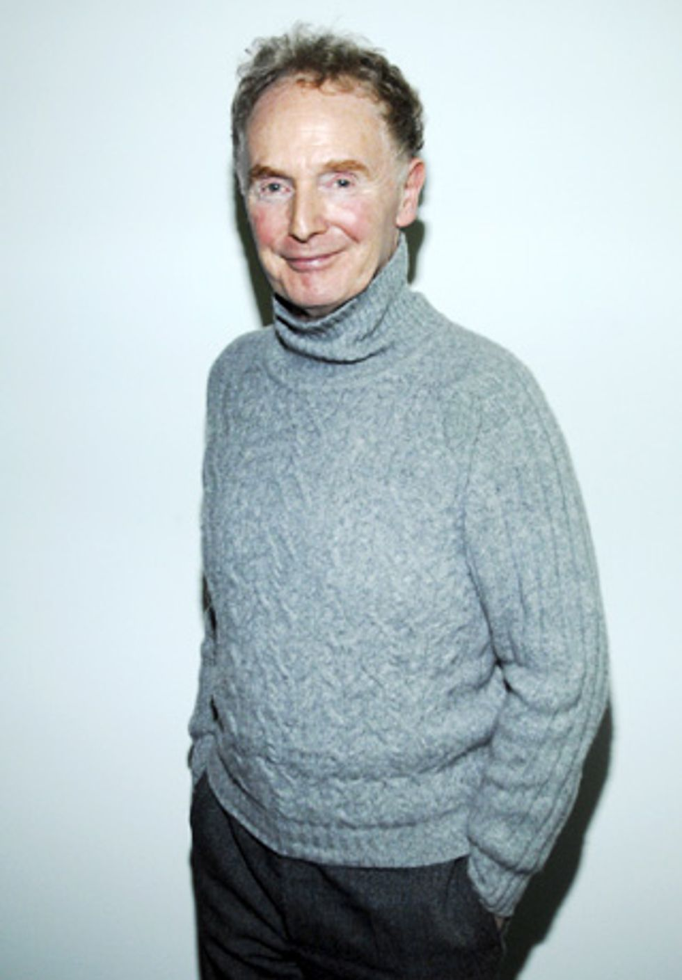 Malcolm McLaren On Paris, Capital of the XXIst Century and his Dior Musical