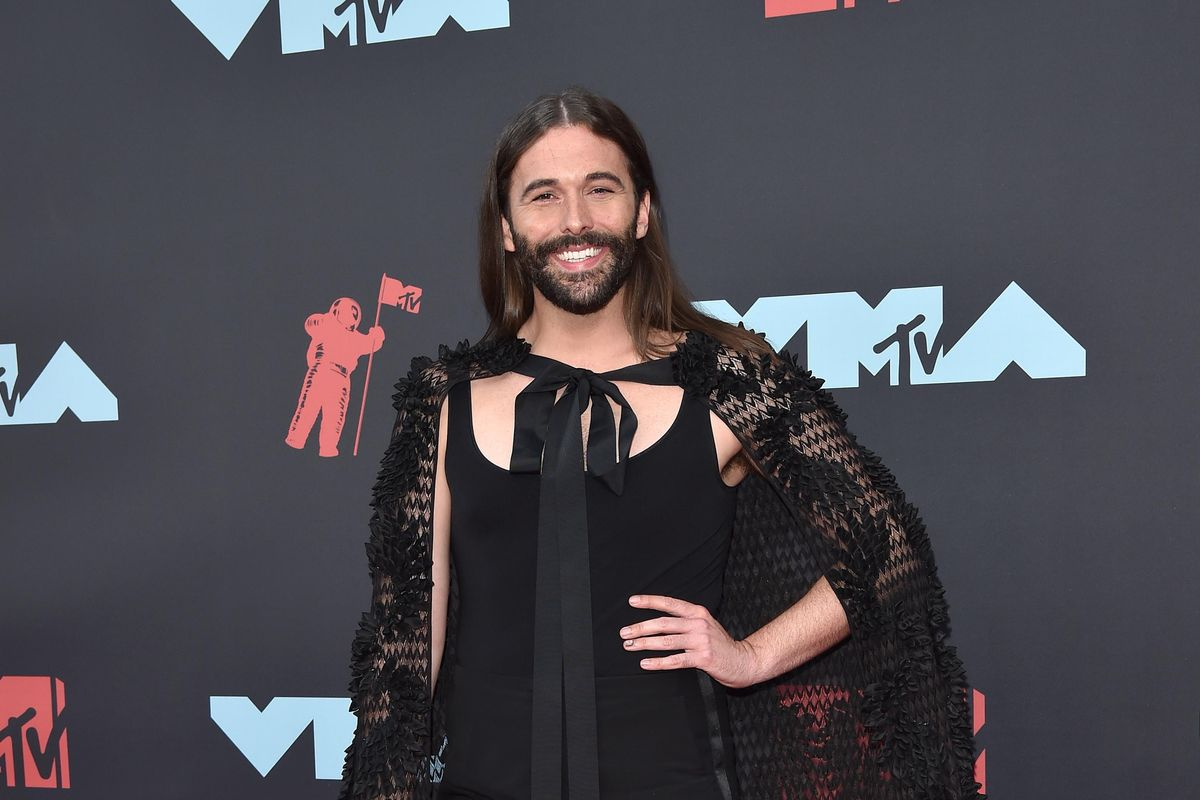 Jonathan Van Ness Reveals He's Married