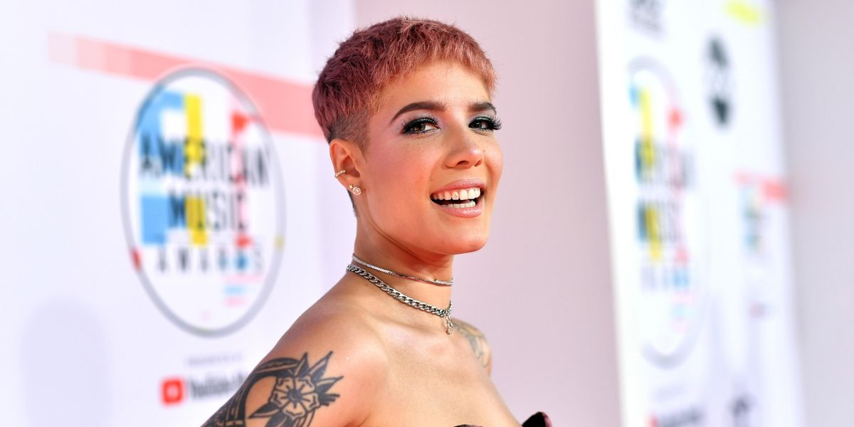 Halsey Reportedly Has a Makeup Line