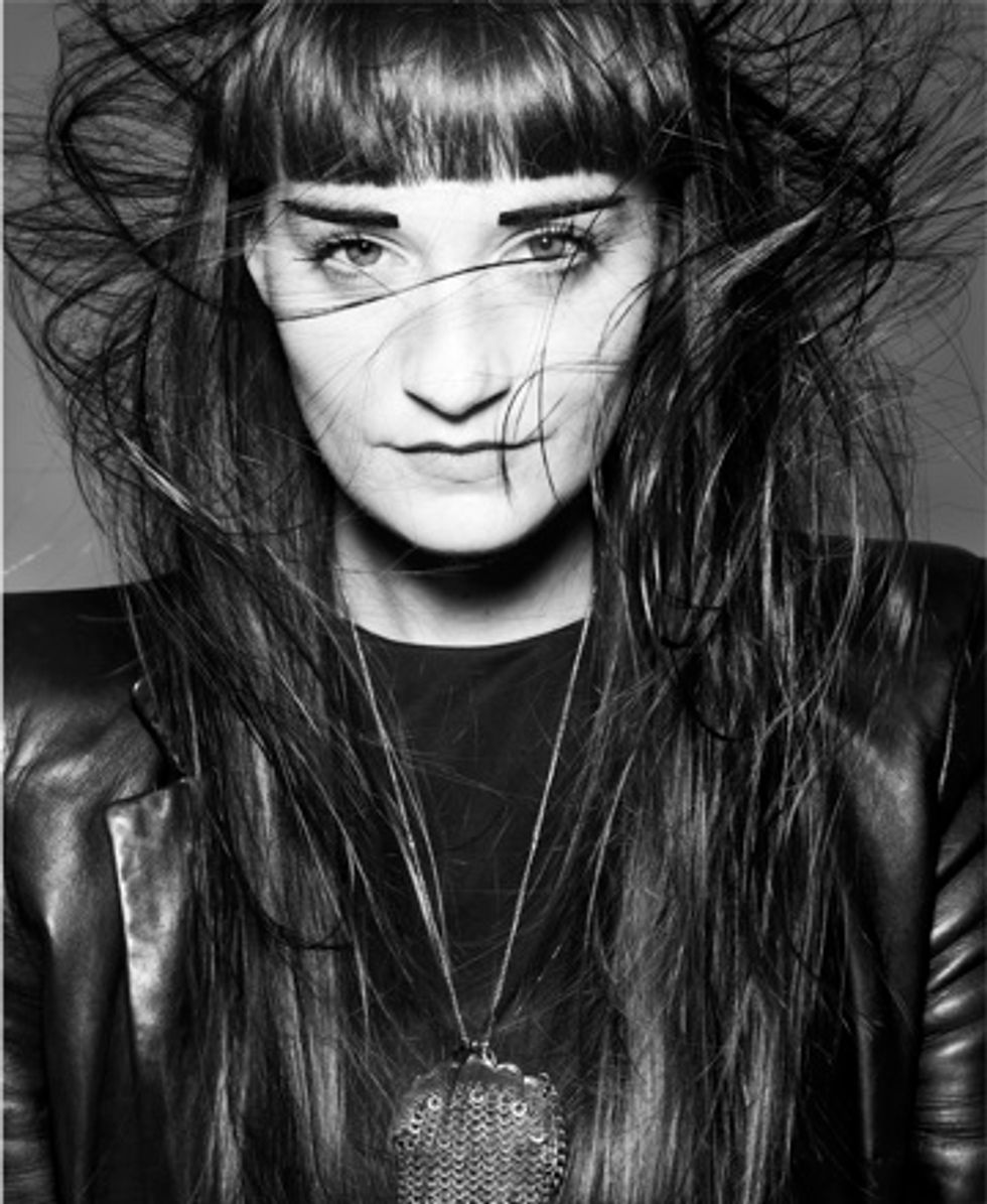 London Fashion Week Report: Hannah Marshall