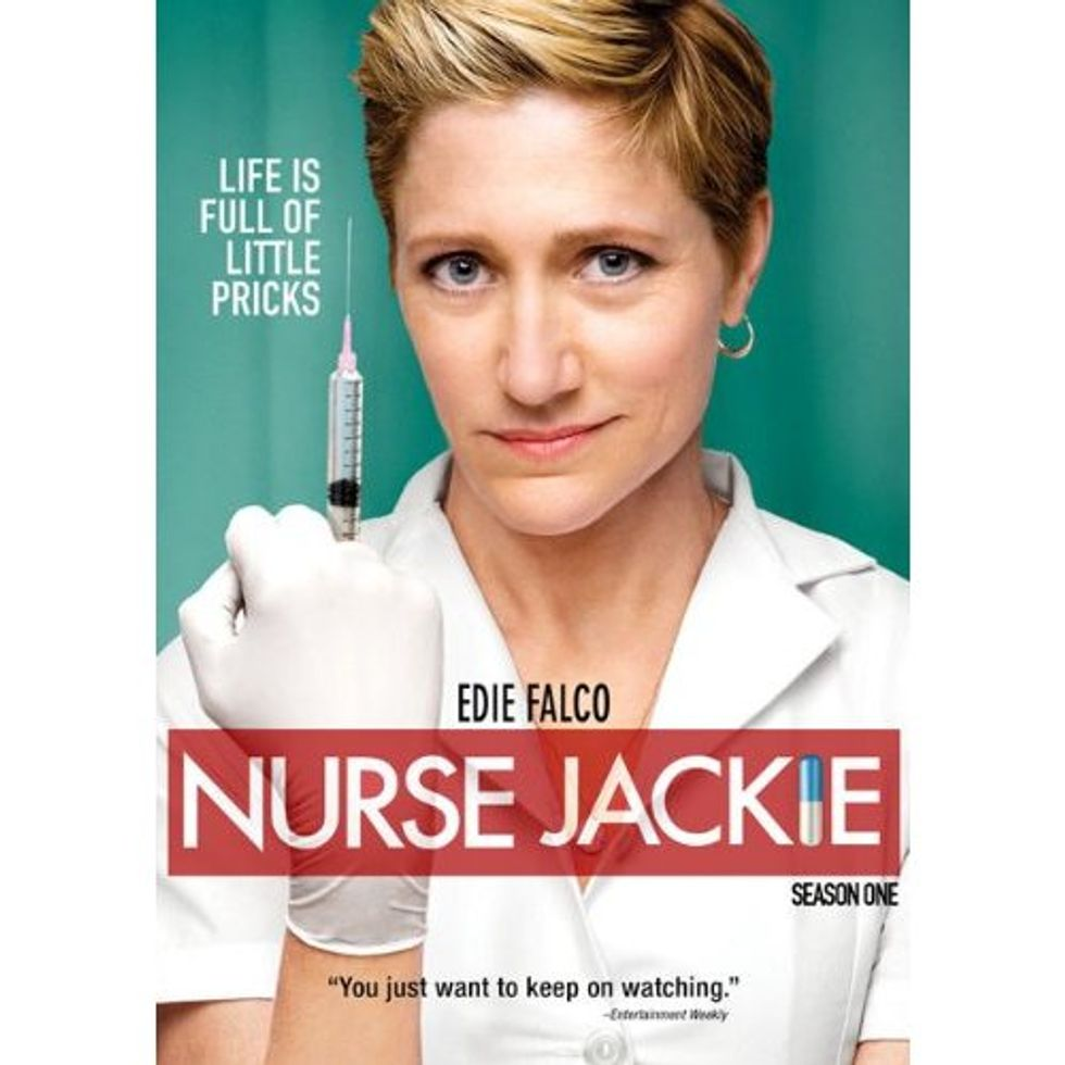 Nurse Jackie: Season One On DVD!