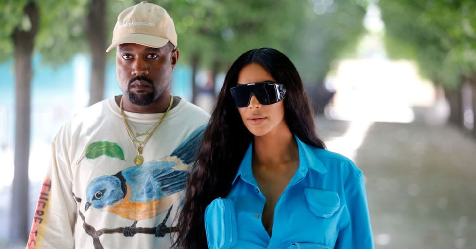 Kim and Kanye Paid Private Firefighters to Protect Their Home From the Fires
