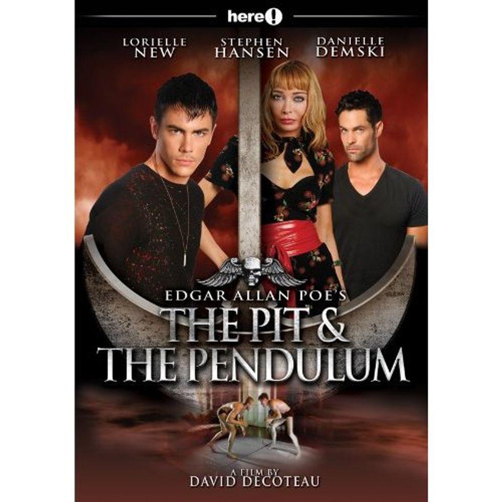 More Boys In Underpants: David DeCoteau's The Pit & the Pendulum