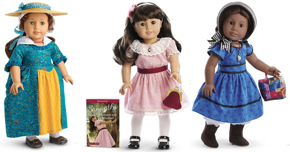 The American Girl Dolls You Still Own That Are Now Worth a Ton of Money