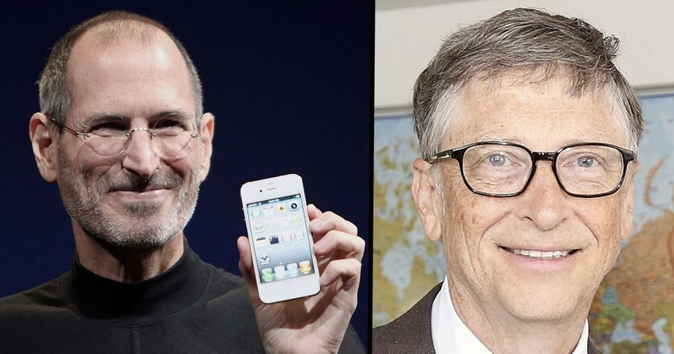 Bill Gates And Steve Jobs Chose To Raise Their Kids Tech-Free, And For A Good Reason