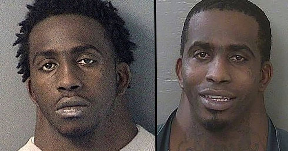 Guy's Mugshot Goes Viral Because Of His Massive Neck