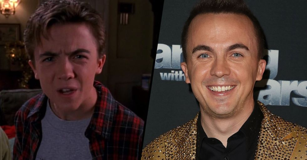 Frankie Muniz Doesn't Remember Filming Malcolm In The Middle