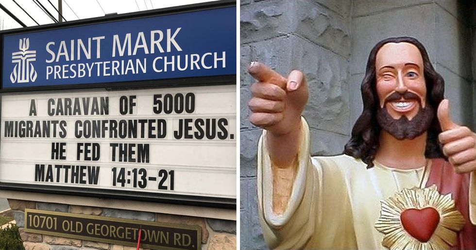 Holy Crap, We Can't Stop Laughing at These Church Signs