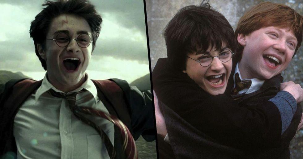 Epic Harry Potter Marathon Coming On Thanksgiving