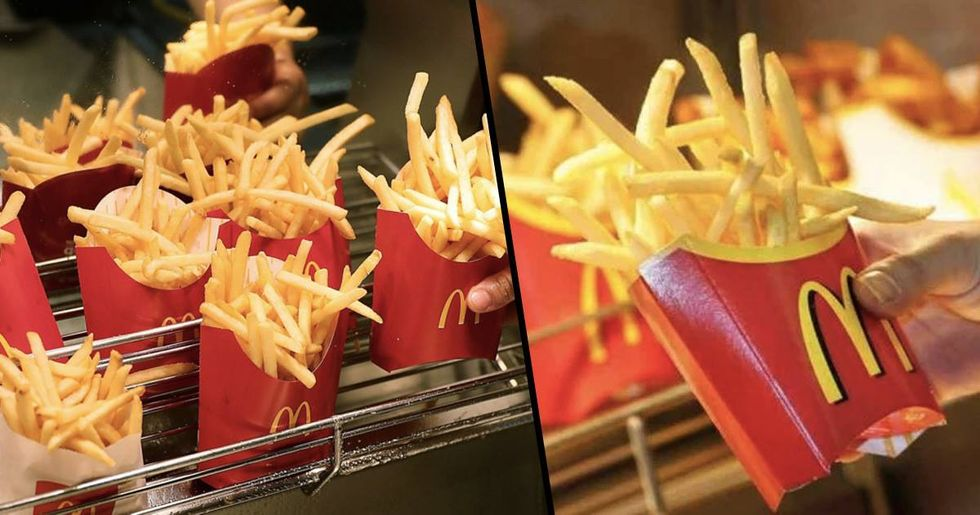 McDonald's Is Giving Out Free Fries Every Week For The Rest Of 2018