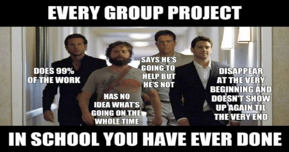Jokes About Group Projects That Will Take You Right Back to School