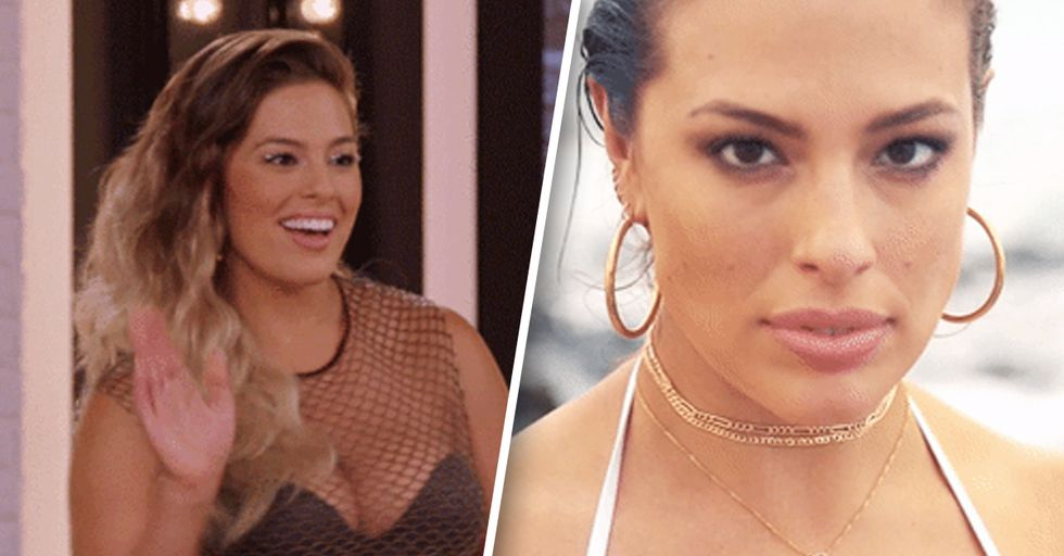 Plus Size Model Ashley Graham's Speech About Self Love Will Blow You Away