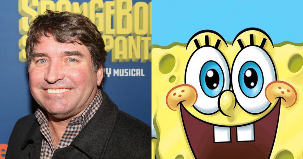 'SpongeBob SquarePants' Creator, Stephen Hillenburg, Has Died at Age 57