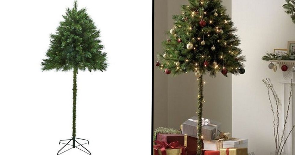 You Can Now Buy Half Christmas Trees for Misbehaving Cats