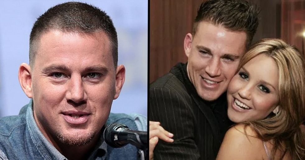 Channing Tatum Responds Adorably To Claims Amanda Bynes Launched His Career