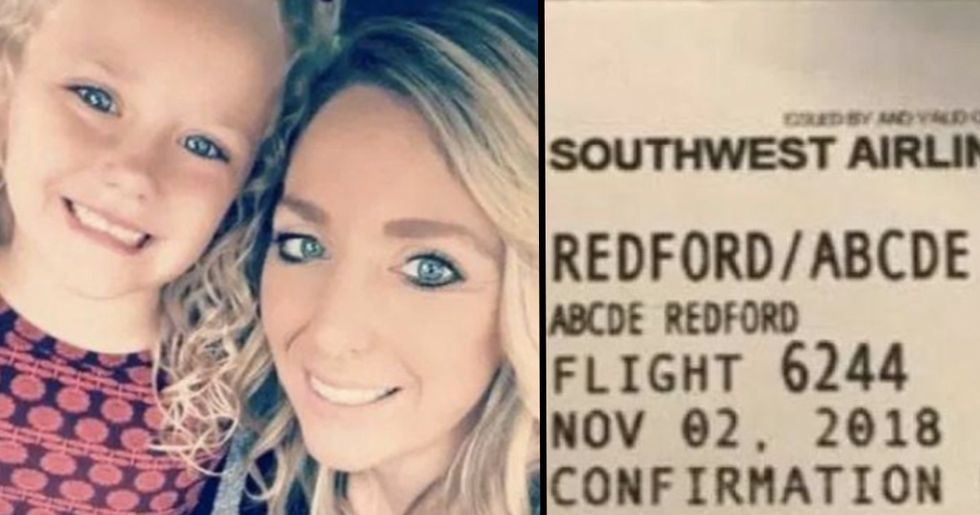 Southwest Airlines Mocks 5-Year-Old's Name