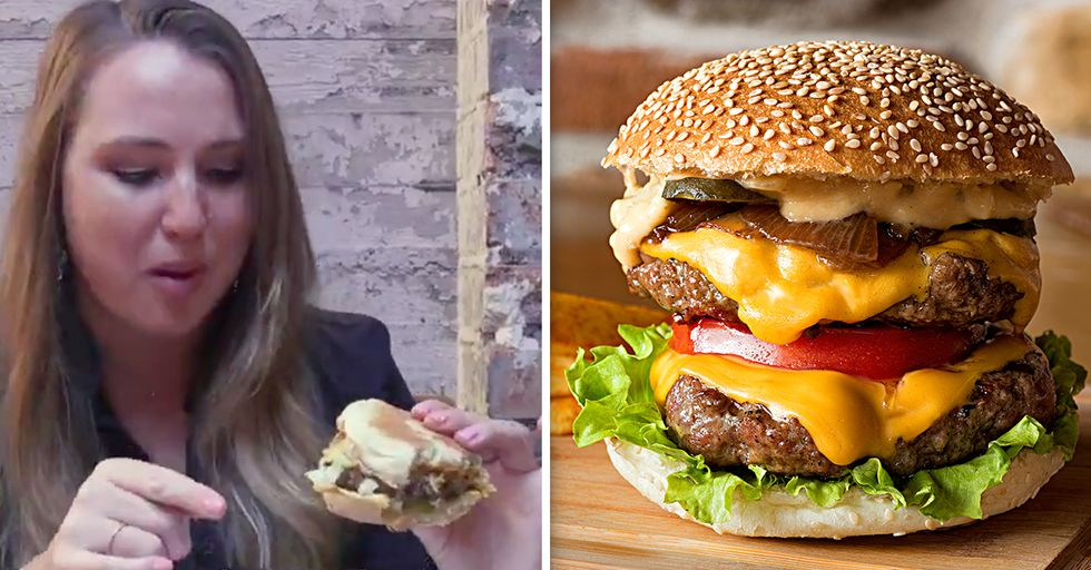 You've Been Eating Hamburgers Wrong Your Entire Life