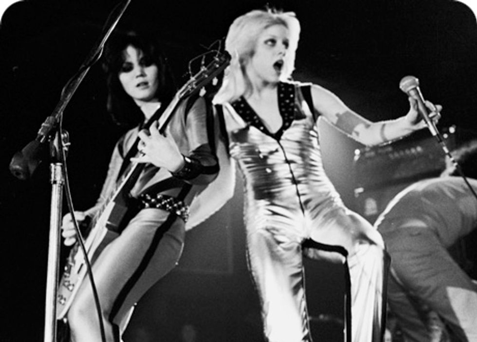 Rebel Girls: Cherie Currie and Joan Jett on The Runaways Biopic