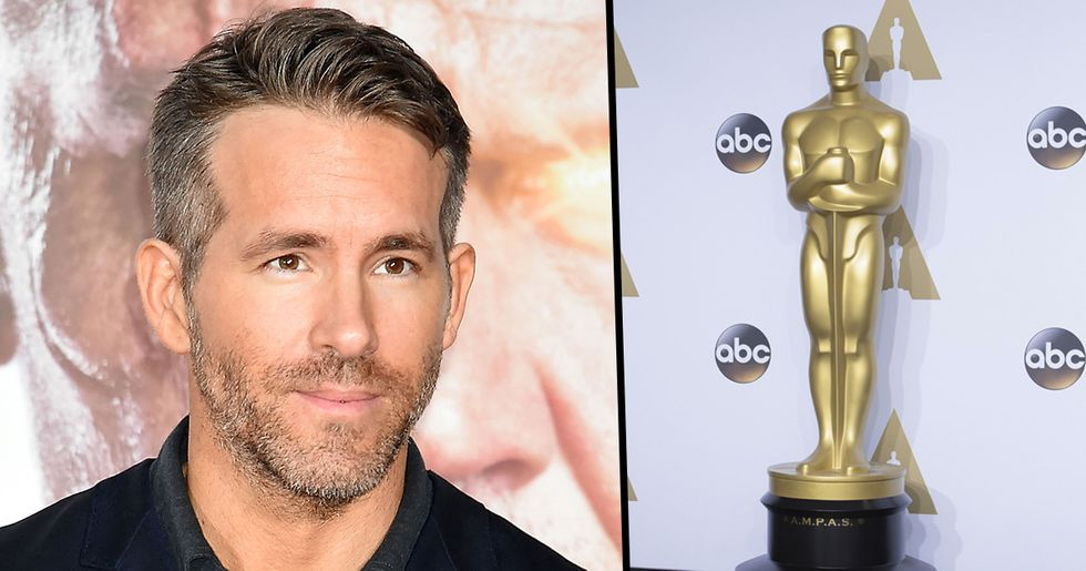 People Want Ryan Reynolds To Host The Oscars