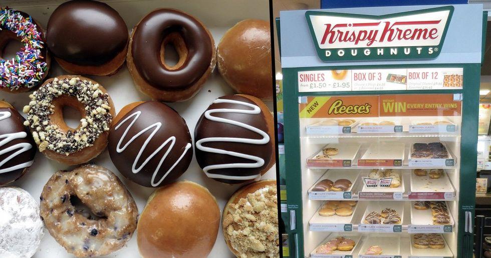 Krispy Kreme to Sell 12 Doughnuts for a Dollar Next Week