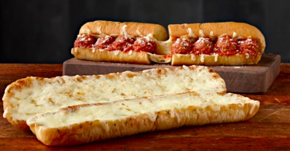 Subway Launches Cheesy Garlic Bread for Any Sandwich