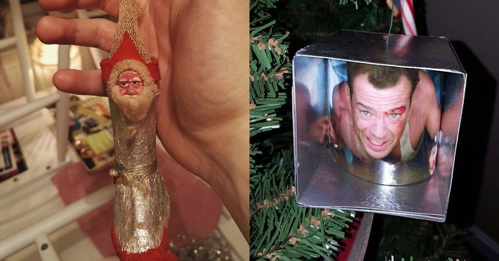 You Might Not Want These Christmas Ornaments on Your Tree
