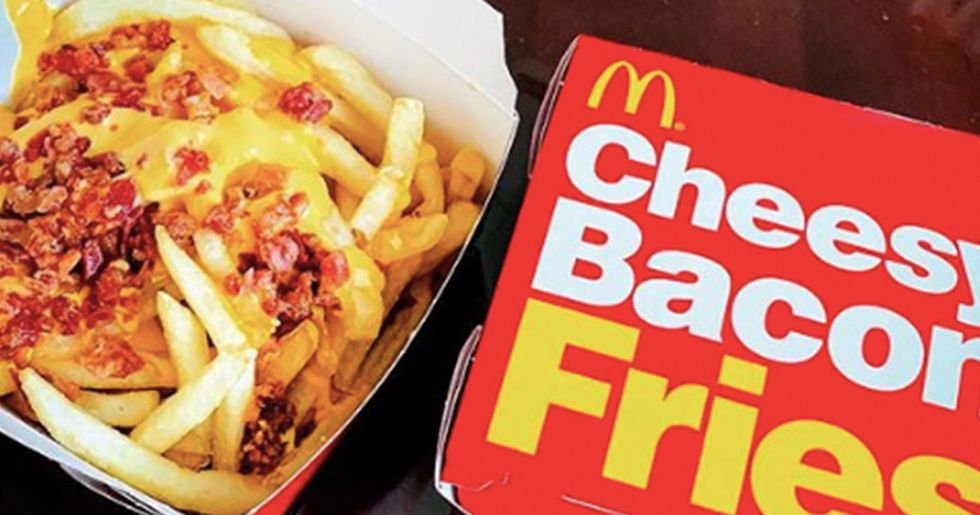 McDonald's to Sell Cheesy Bacon Fries in 2019