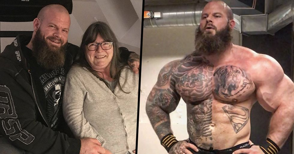 Bodybuilder Found Out He Was Turned Into A Meme, He Had the Perfect Response