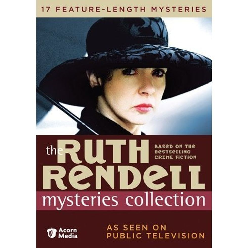 The Ruth Rendell Mysteries On DVD!