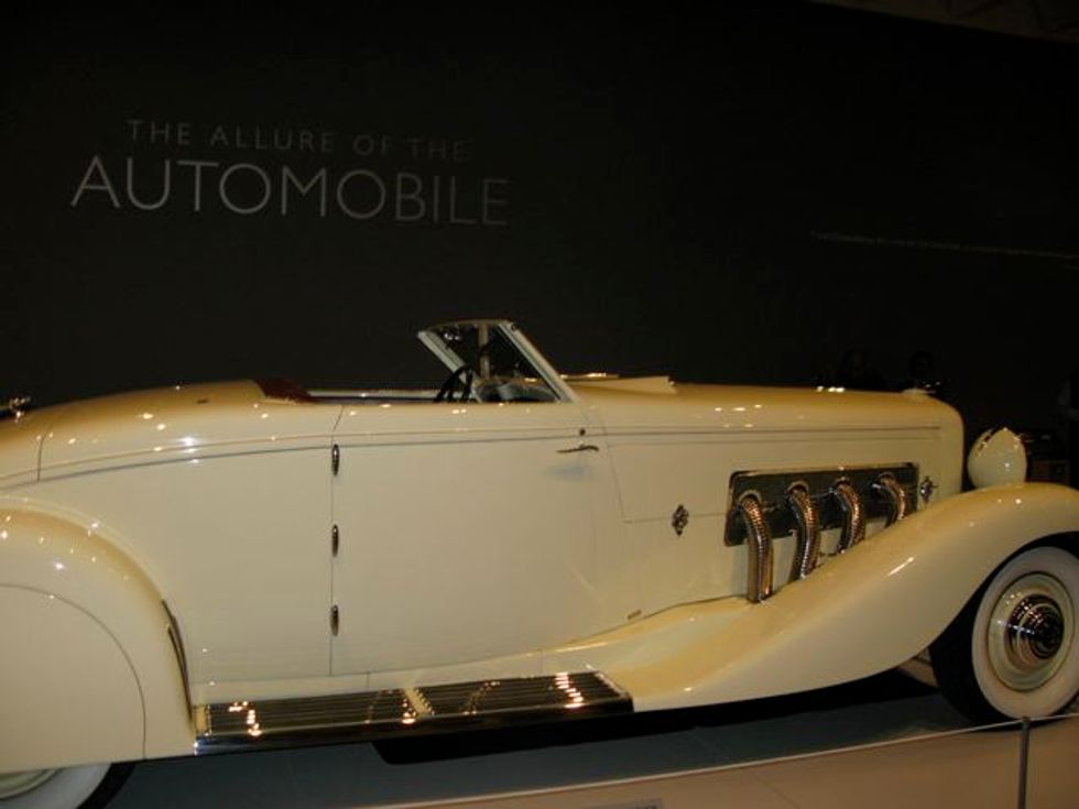 """""""The Allure of the Automobile"""" at Atlanta's High Museum of Art"""