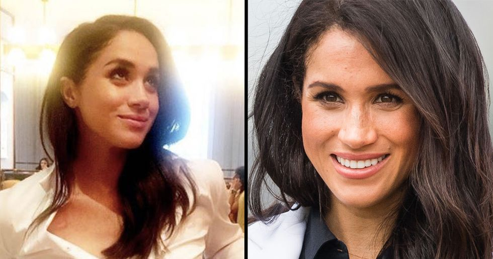 Meghan Markle Photo Deleted Off Instagram Just After Being Posted