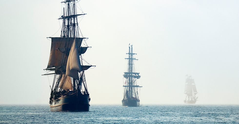 Irish Woman Who Married a Ghost Pirate Is Now Getting a Divorce