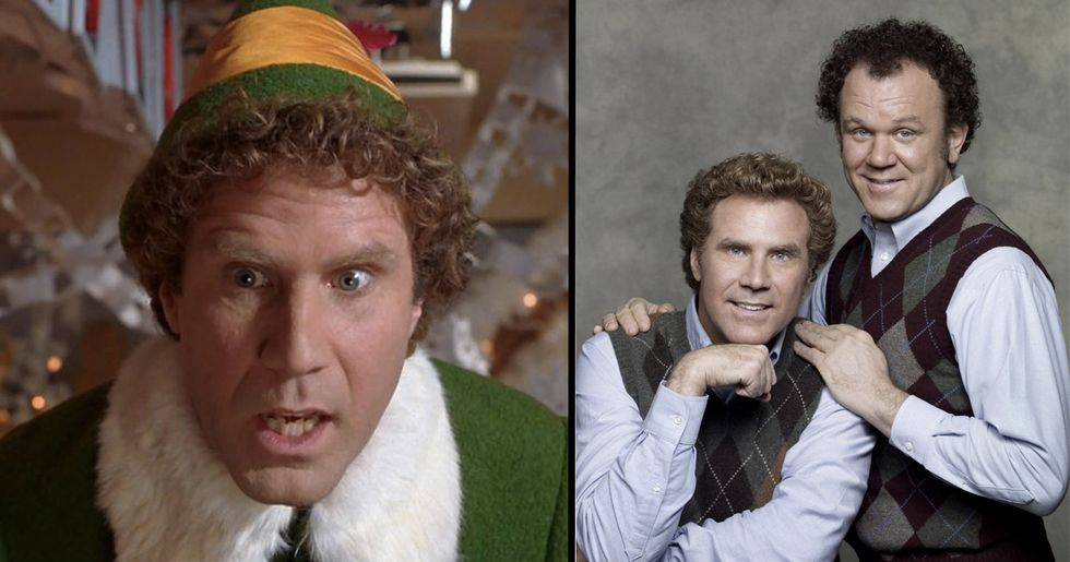 This Theory Perfectly Explains How 'Elf' Could Be a Prequel to 'Step Brothers'