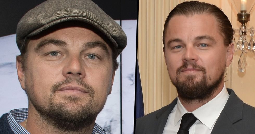 Leonardo DiCaprio Donates an Impressively Generous $100 Million to Fight Climate Change