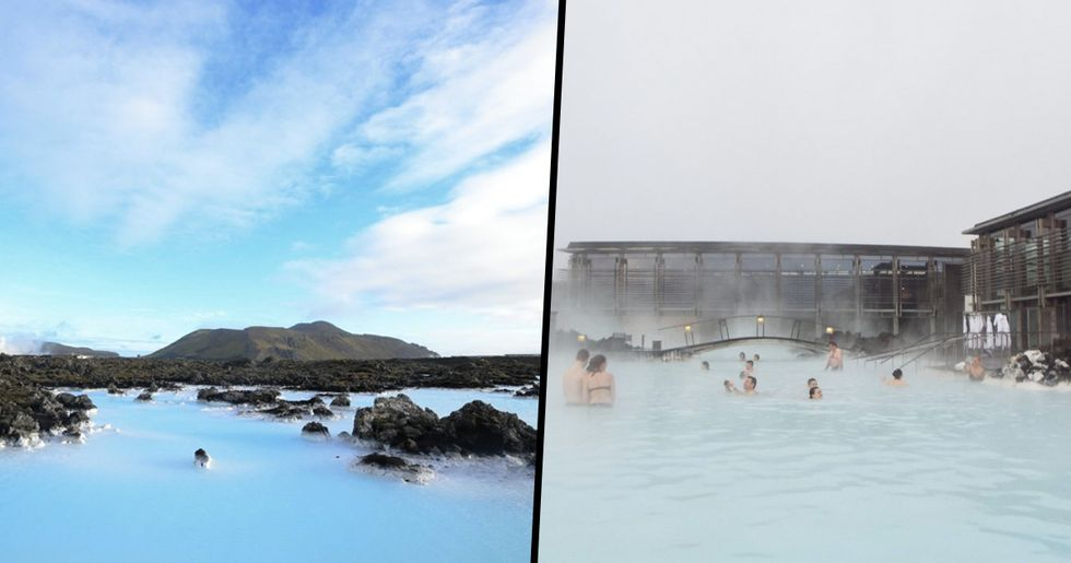 Shocking Photos Show What Iceland's Blue Lagoon Really Looks Like