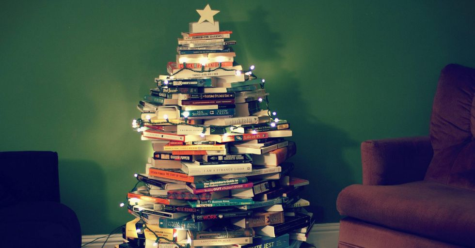 These 'Alternative' Christmas Trees Are Totally Amazing