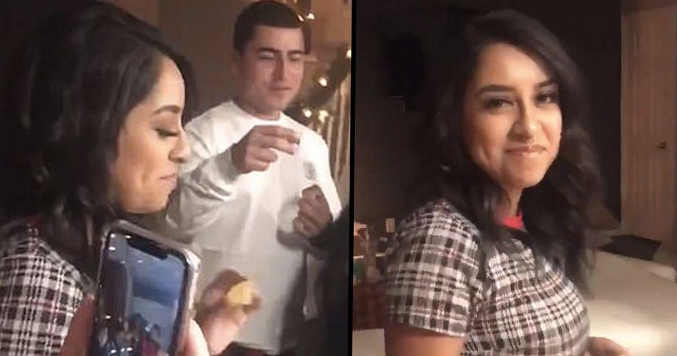 Woman Breaks up With Cheating Boyfriend During Birthday Speech
