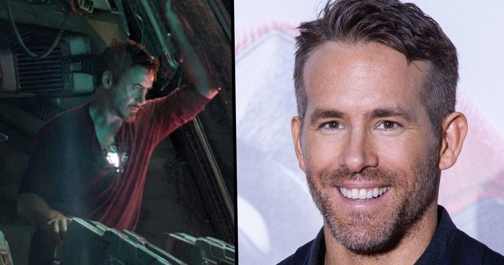 Ryan Reynolds Sends Perfect Gift To Guy Trolling 'Avengers' Website