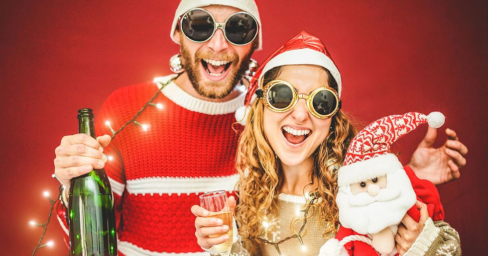 Why Office Christmas Parties Are the Absolute Worst