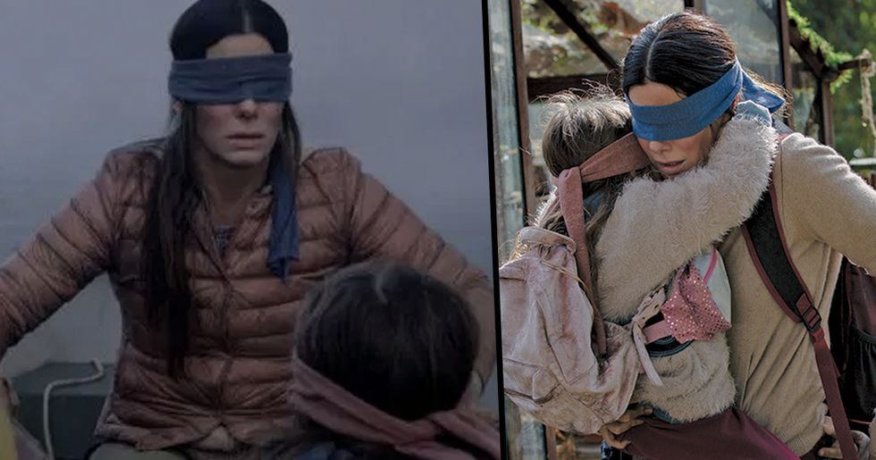 Netflix's New Horror 'Bird Box' Is Being Called The Scariest Film Ever