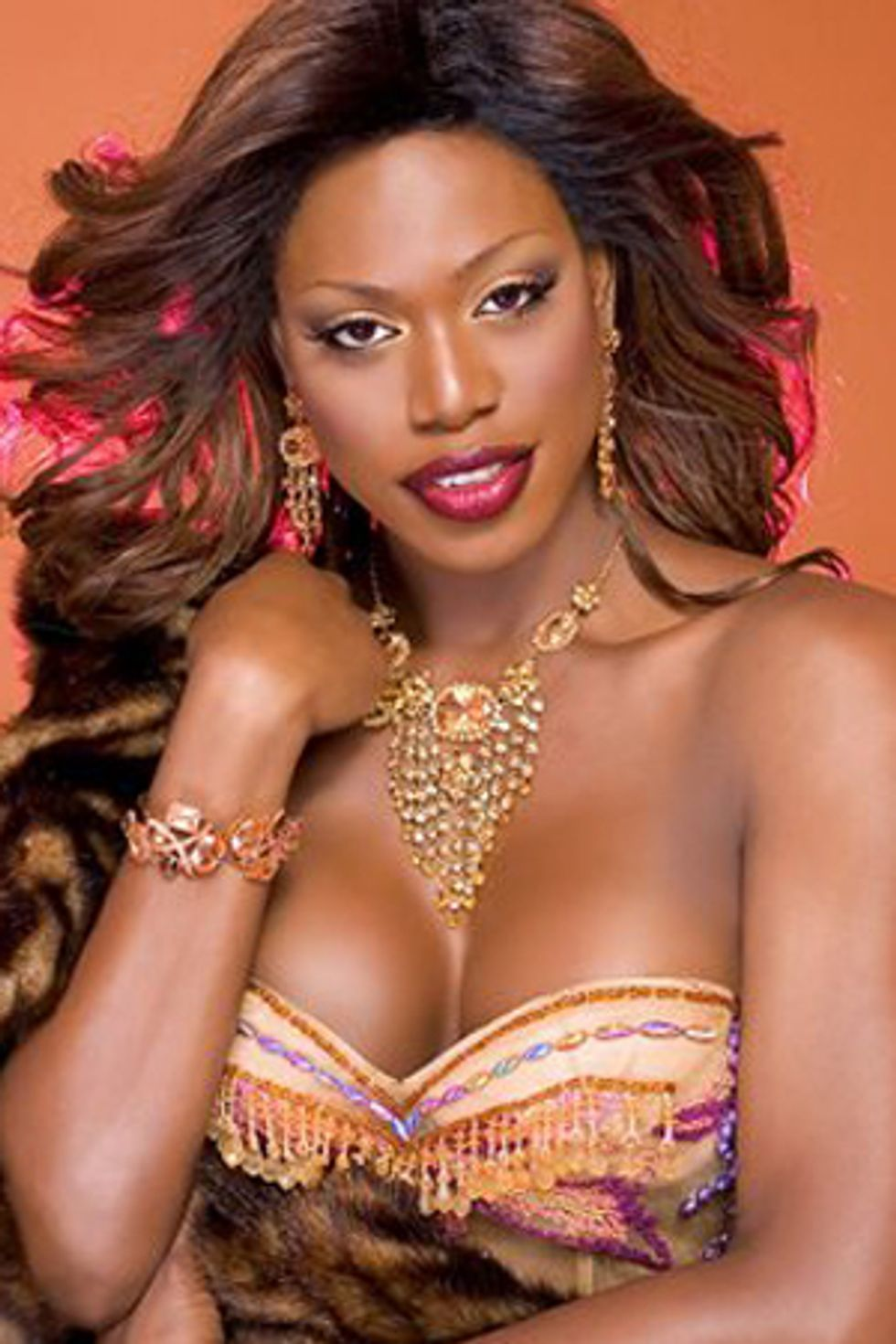 Reality Bites: Laverne Cox from VH1's TRANSform Me