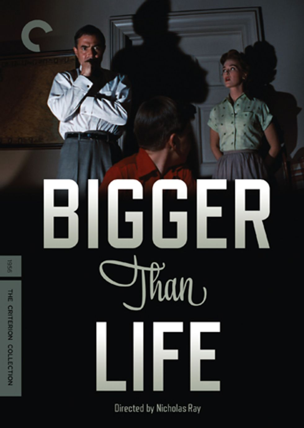 Bigger Than Life On Criterion DVD!