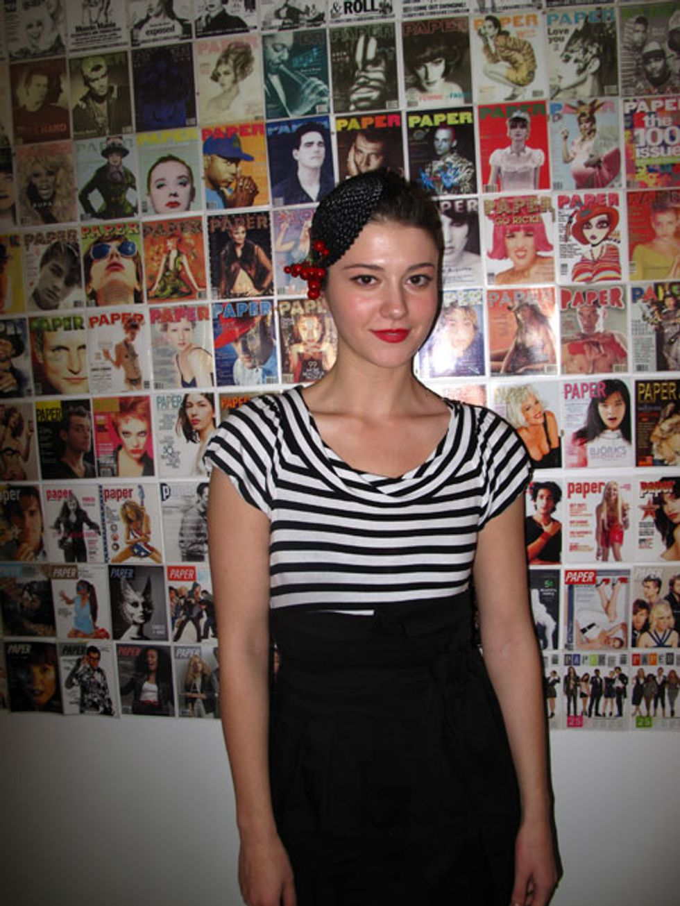 Mary Elizabeth Winstead Stops By PAPER!