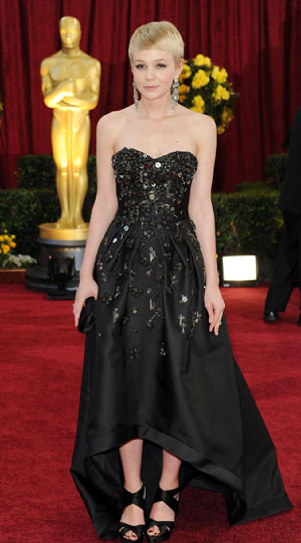 Carey Mulligan as Eliza Doolittle!