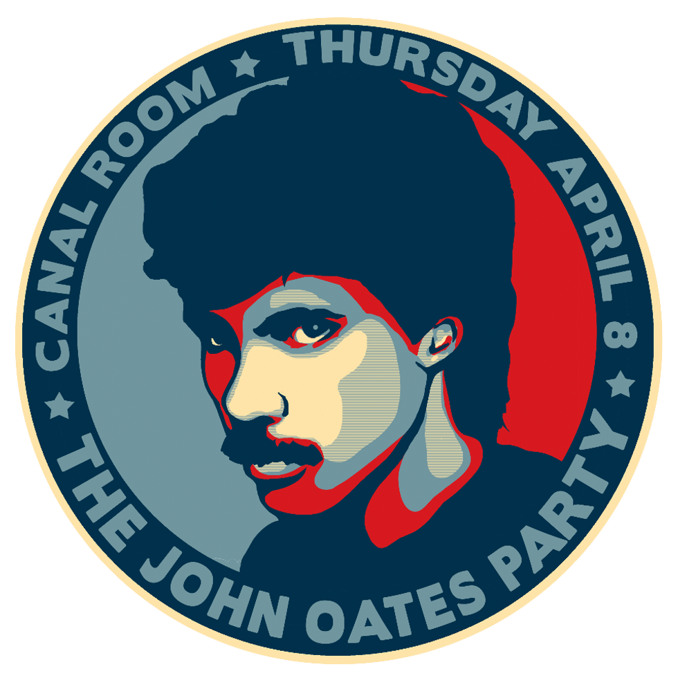 Peter Davis' Status Update: I Can Go For John Oates (Yes Can Do)